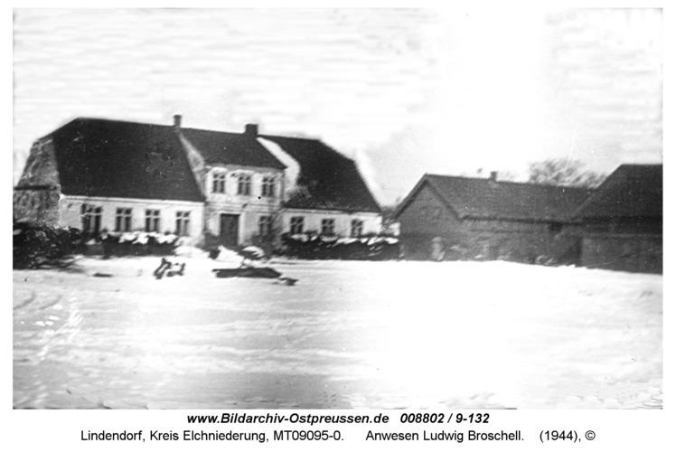 Lindendorf, Anwesen Ludwig Broschell