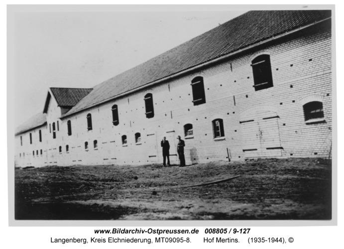 Langenberg 3, Hof Mertins