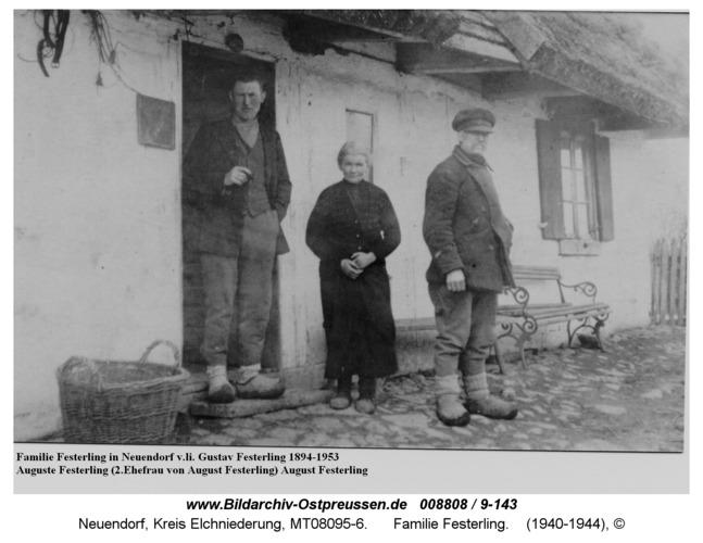 Neuendorf 2, Familie Festerling