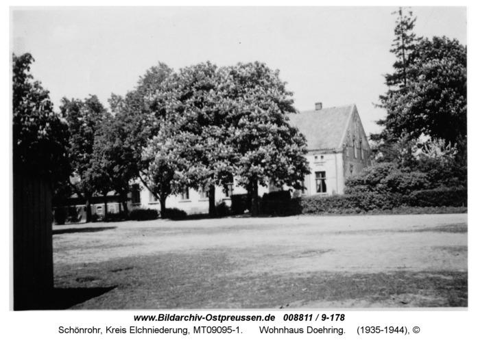 Schönrohr 3, Wohnhaus Doehring