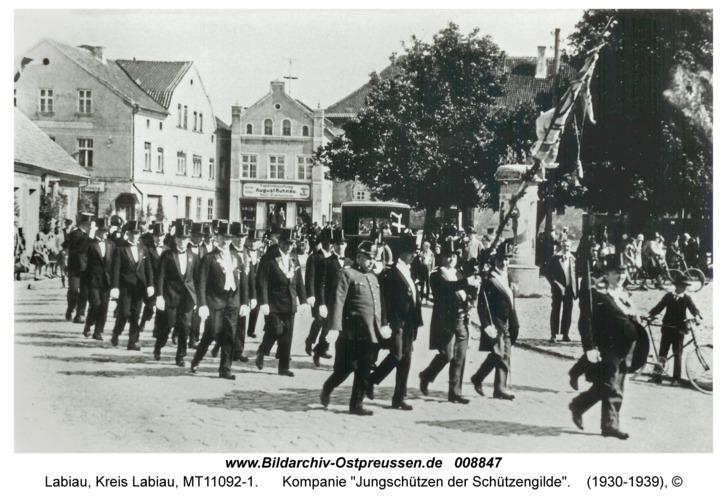 """Labiau, Kompanie """"Jungschützen der Schützengilde"""""""