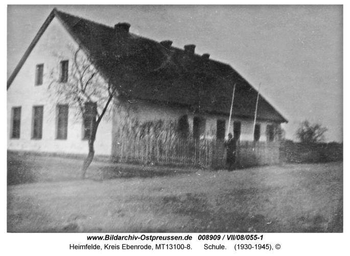 Heimfelde, Schule
