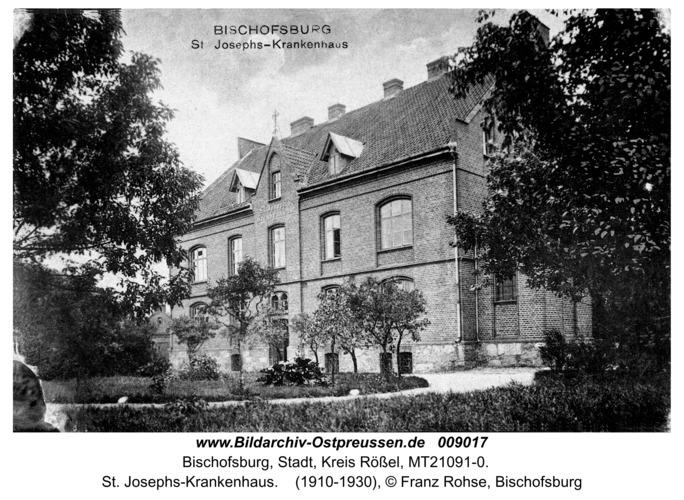 Bischofsburg, St. Josephs-Krankenhaus