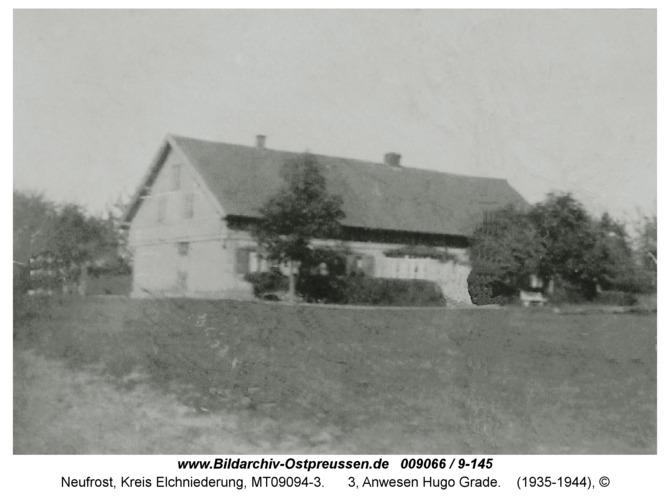 Neufrost, 3, Anwesen Hugo Grade