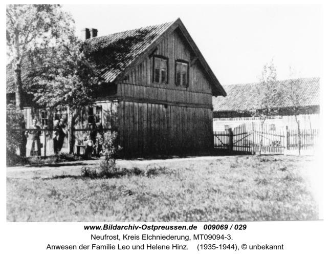 Neufrost, 12, Anwesen der Familie Leo und Helene Hinz