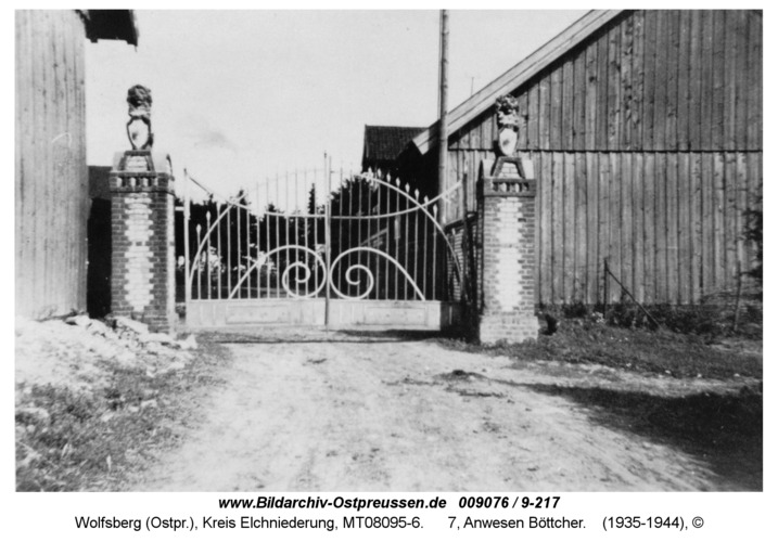Wolfsberg, 7, Anwesen Böttcher