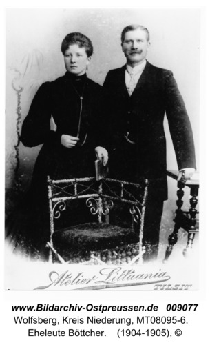 Wolfsberg, Eheleute Böttcher