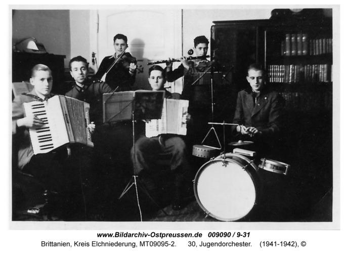 Brittanien, 30, Jugendorchester