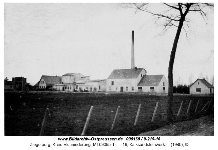 Ziegelberg, 16, Kalksandsteinwerk