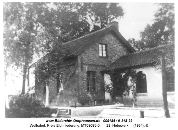 Wolfsdorf, 22, Hebewerk