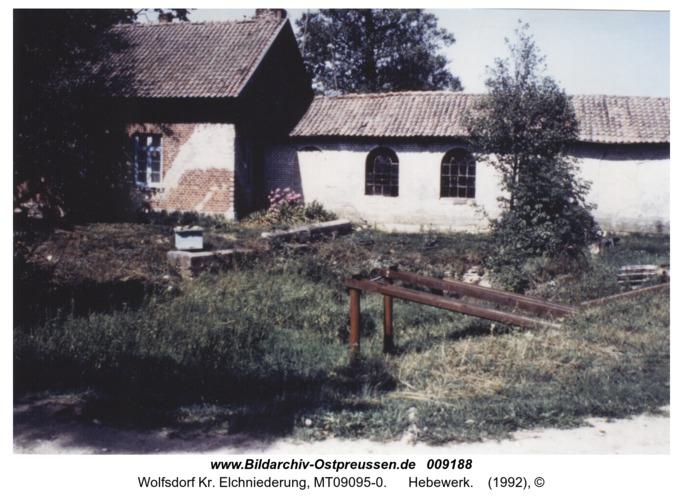 Wolfsdorf, Hebewerk