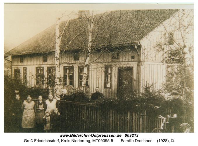 Groß Friedrichsdorf, Familie Drochner