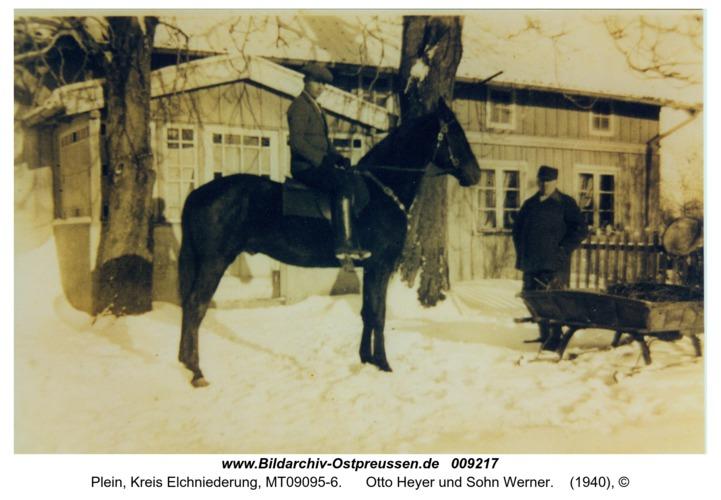 Plein, Otto Heyer und Sohn Werner
