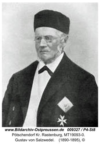 Pötschendorf, Gustav von Salzwedel