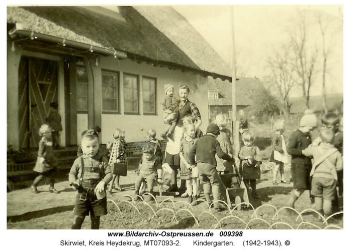 Skirwiet, Kindergarten