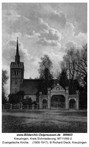 Kreuzingen, Evangelische Kirche