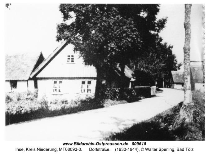 Inse, Dorfstraße