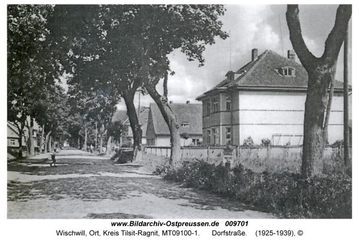 Wischwill, Dorfstraße