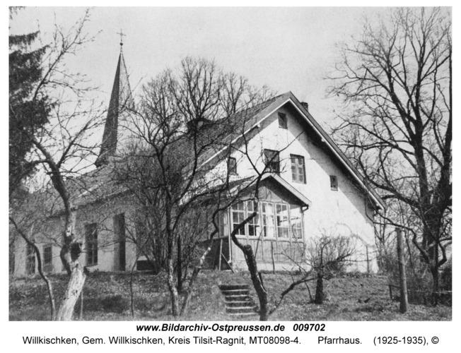 Willkischken, Pfarrhaus