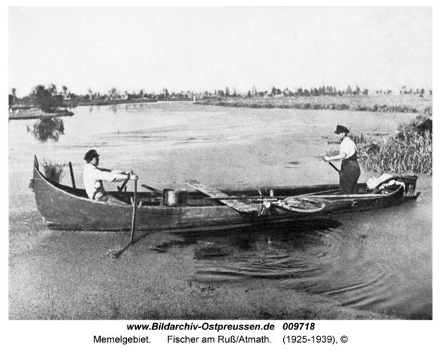 Memelgebiet, Fischer am Ruß/Atmath
