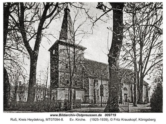 Ruß, Ev. Kirche
