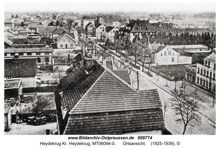 Heydekrug, Ortsansicht