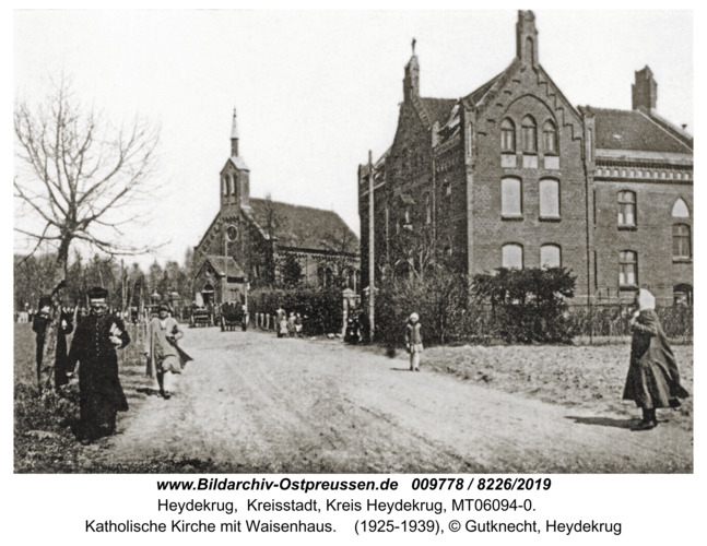 Heydekrug, Katholische Kirche