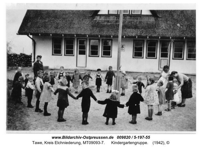 Tawe, Kindergartengruppe