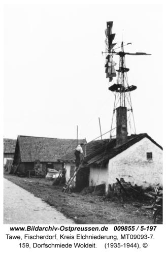 Tawe, 159, Dorfschmiede Woldeit