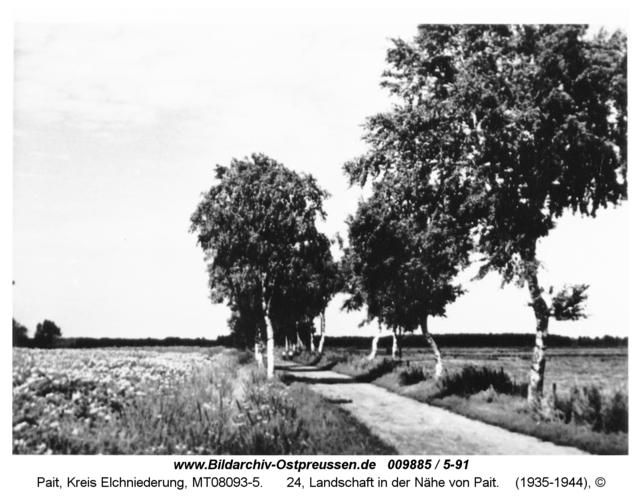 Pait, 24, Landschaft in der Nähe von Pait