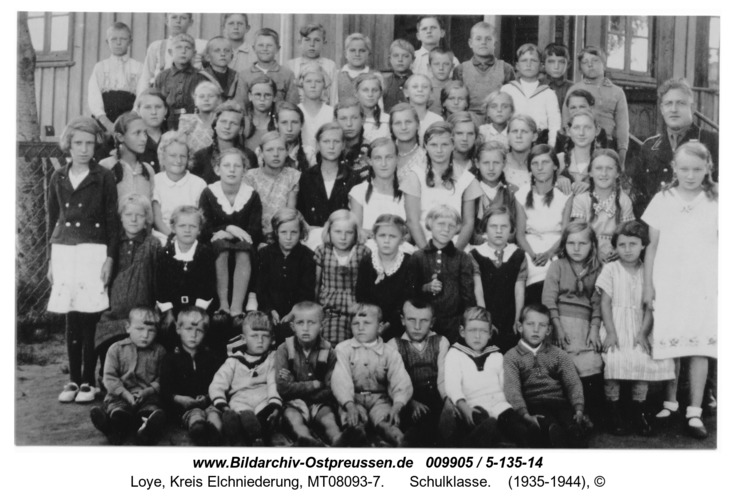 Loye, Schulklasse