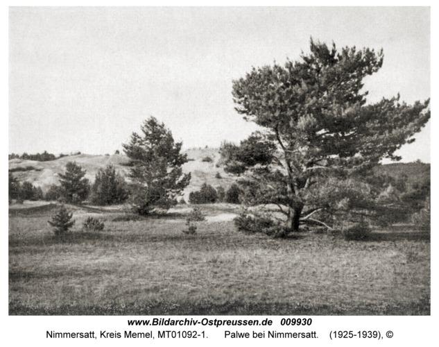 Nimmersatt, Palwe bei Nimmersatt