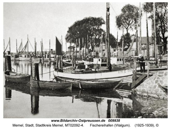 Memel, Fischereihafen (Walgum)