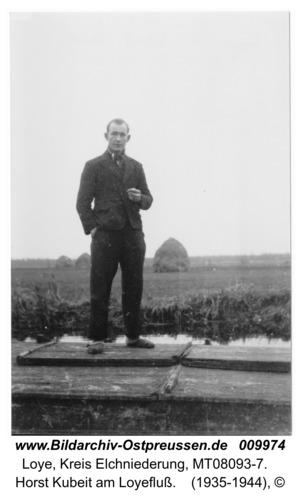 Loye, Horst Kubeit am Loyefluß