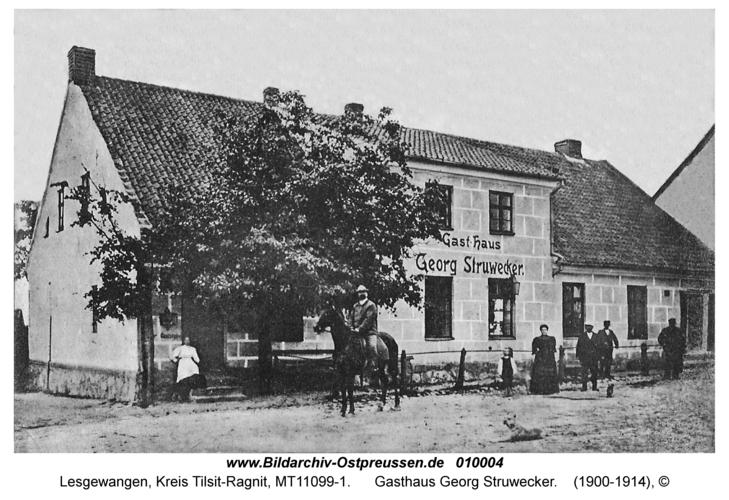 Lesgewangen, Gasthaus Georg Struwecker