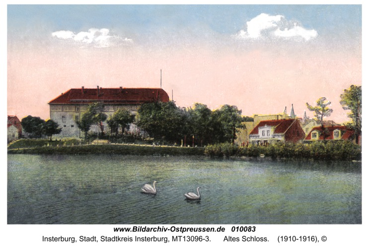 Insterburg, Altes Schloss