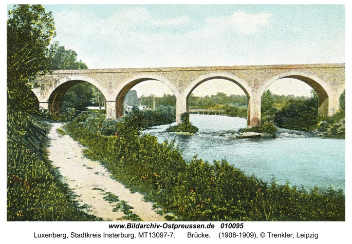 Luxenberg, Brücke
