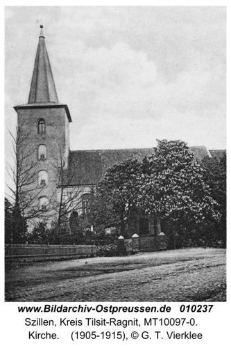 Schillen, Kirche