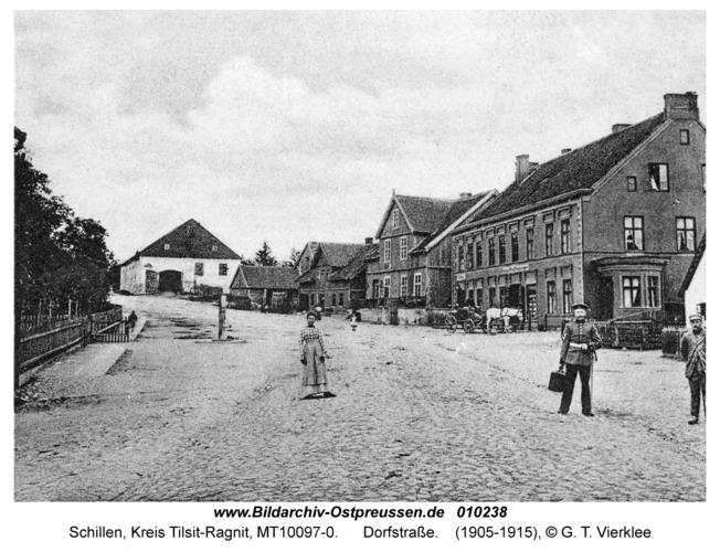 Schillen, Dorfstraße
