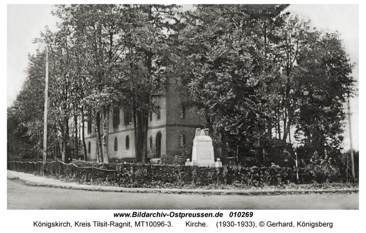 Königskirch, Kirche
