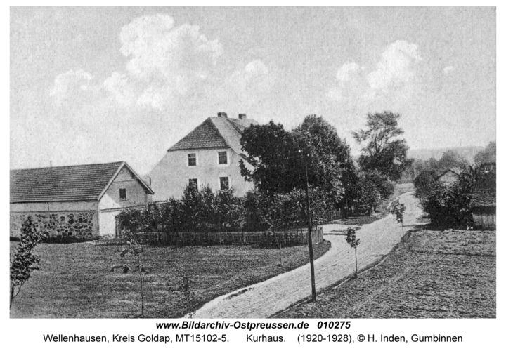Wellenhausen, Kurhaus
