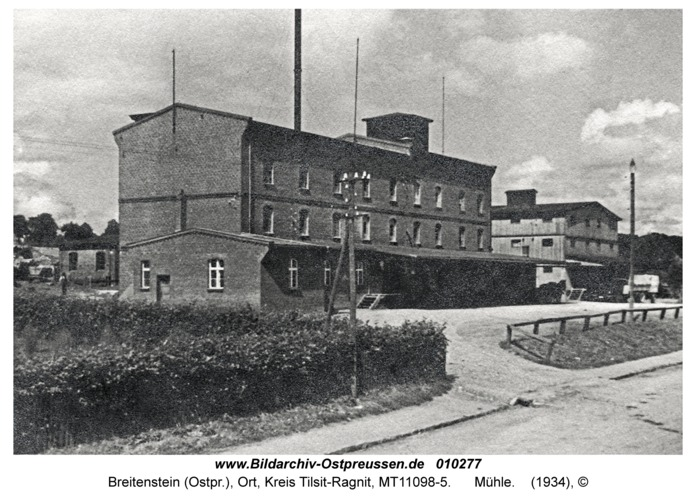 Breitenstein, Mühle
