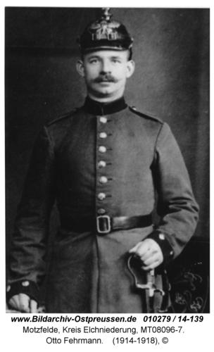 Motzfelde, Otto Fehrmann