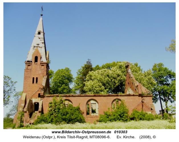 Weidenau, ev. Kirche