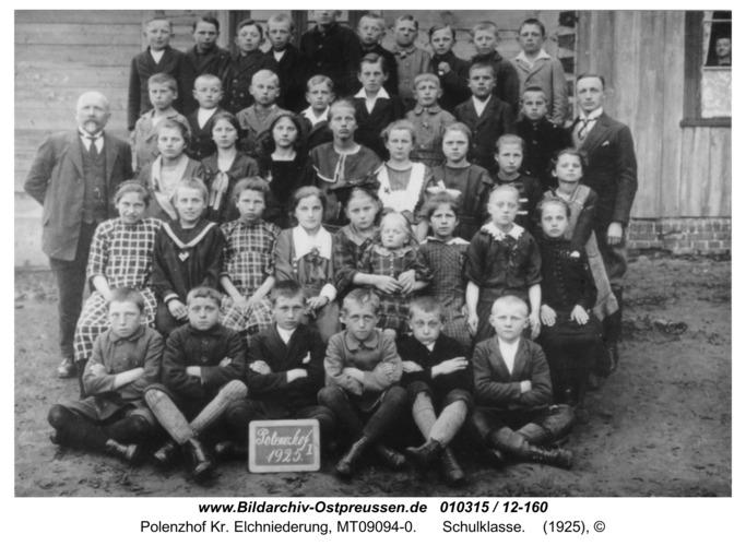 Polenzhof, Schulklasse