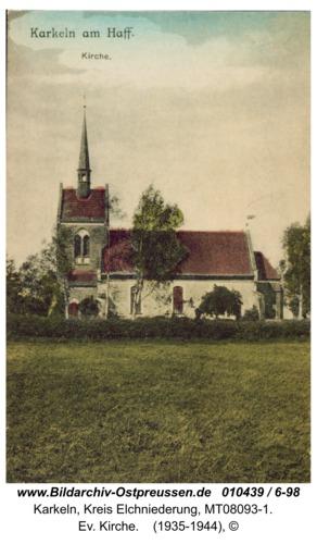Karkeln, Ev. Kirche