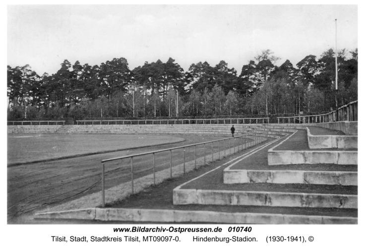 Tilsit, Hindenburg-Stadion
