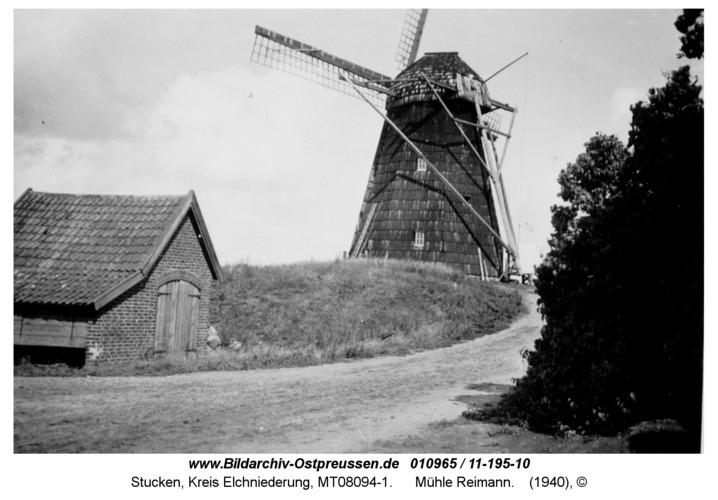 Stucken, Mühle Reimann