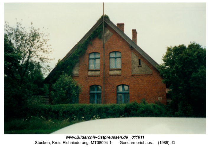 Stucken, Gendarmeriehaus
