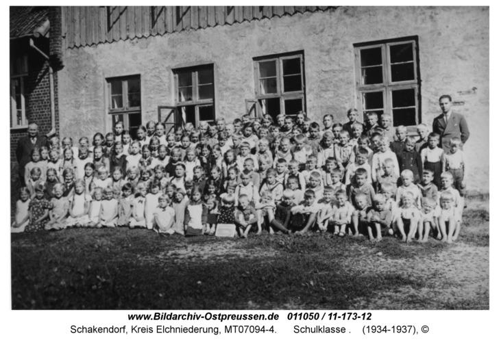 Schakendorf, Schulklasse